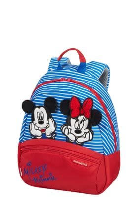 Samsonite Disney Sac à dos Minnie & Mickey Stripes Größe S - Image de grande taille