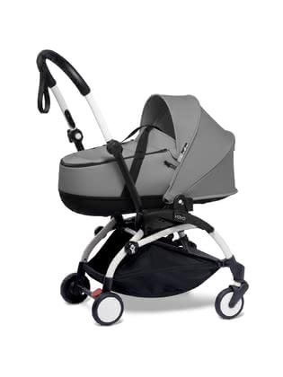 BABYZEN Buggy YOYO² incl. Foldable Bassinet - ✓from birth ✓8.1 kg with bassinet ✓breathable double mattress ✓unique suspension ✓light & compact ✓UV protective fabric ✓2 frame colours and 9 textile colours