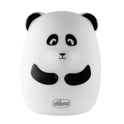 "Chicco Veilleuse ""Jolies figures lumineuses - Rechargeable"" Panda - Image de grande taille"