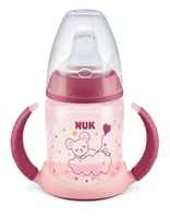 NUK First Choice Bouteille Night - Lueur dans l'obscurité - Le clou - la bouteille d'apprentissage NUK First Choice brille dans le noir - Glow in the Dark.
