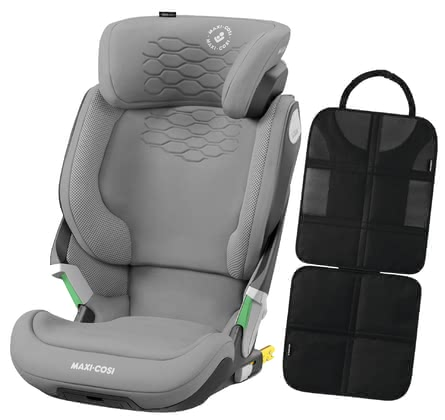 Maxi-Cosi Kore Pro i-Size – Comfort Bundle including Backseat Protector Authentic Grey 2021 - Image de grande taille