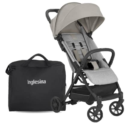 Inglesina Buggy Quid2 – Bundle including Transport Bag Safari Beige 2021 - Image de grande taille