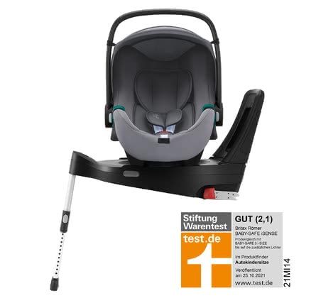Britax Römer Baby-Safe 3 i-Size вкл. FlexBase iSENSE - Практический Britax Рюмер Baby-Safe 3 i-Size Bundle вкл.