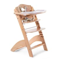 Childhome Hochstuhl Lambda 3 - The High Chair Lambda 3 from Childhome offers your baby the necessary safety and freedom when eating or playing Age recommendation: suitable from the 6th...