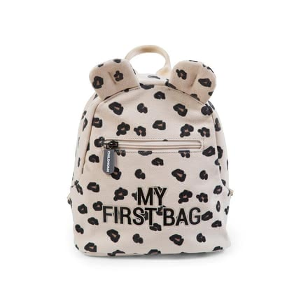 "Childhome Kinderrucksack  ""My First Bag"" - In a nutshell: fashionable and sweet backpack for every occasion, fits perfectly to the ""Mommy Bag"", spacious enough to store all the necessary things, e..."