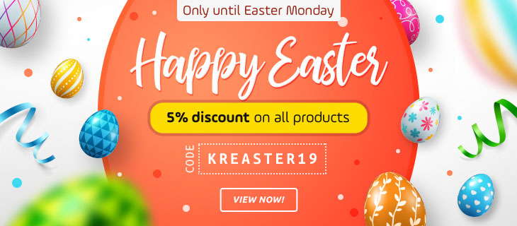 Kidsroom wishes you a Happy Easter 2019 - Buy at kidsroom