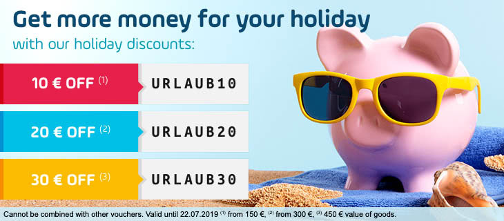 Get more money for your holiday - Buy at kidsroom